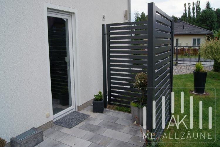 ak metal z une aus polen david zaun moderne metallzaune. Black Bedroom Furniture Sets. Home Design Ideas