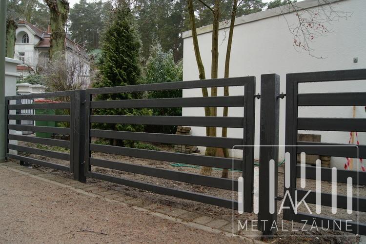 Ak Metal Zaune Aus Polen Hamburg Modern Zaun