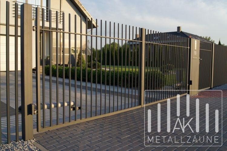 AK-METAL - Zäune aus Polen - PAVEL Zaun